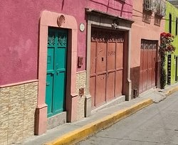 Colors of San Miguel.