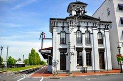 Gettysburg Lincoln Railroad Station