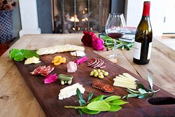 Charcuterie and cheese boards available