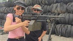 M249 SAW!!!  FUN! FUN! FUN!