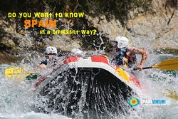 White Water Rafting in Andalusia, an amazing journey in a River