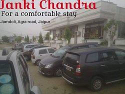 Janki Chandra (for a comfortable stay), Jamdoli, Agra road, Jaipur, Rajasthan, India