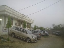 Parking of Janki Chandra
