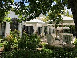 Orangerie at Le Lude