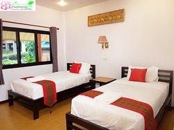 Twin-bed Starndrad room