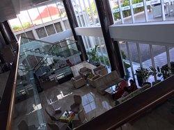Area Lobby Hotel di ASTON KUPANG