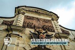 """★ This attraction is available in the """"Tour of Peter and Paul Fortress, Aurora cruiser and private river trip"""".  ★ Cette attraction est disponible dans le """"Visite de la forteresse Pierre et Paul, du croiseur Aurora et voyage fluvial privé"""""""