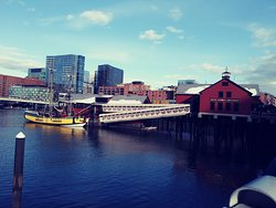 Boston Tea Party Ships & Museum