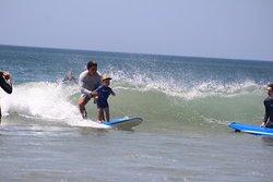 Best Surf School in Tamarindo beach