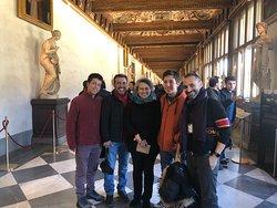 2 días con los viajeros más simpáticos de Chile. Una suerte poder compartir Florencia con ellos.