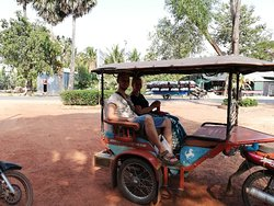 Cambodiandriver.com Private tour transportation