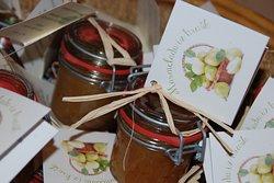 home made marmelade