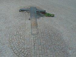 The Jan Palach Memorial. Место памяти