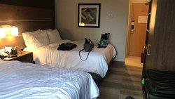 Hotel novo e com boa localização