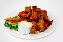Bogey's Chicken Wings