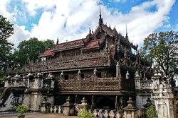 Biara Istana Emas (Shwenandaw Kyaung)