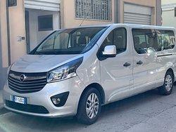 Opel Vivaro 8 posti