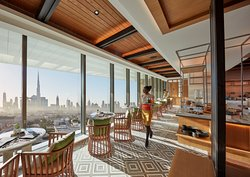 Club Lounge - Mandarin Oriental Jumeira, Dubai