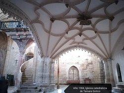interior del  año 1304  Gótico Renacentista