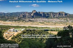 Herzlich Willkommen im Qualitats -Meteora Park