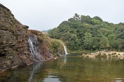 Wahrashi Falls