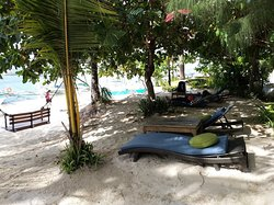 Resort front