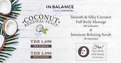 In Balance Spa at Novotel Phuket Kata Avista