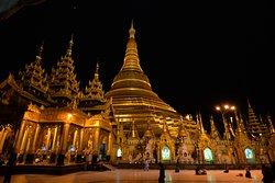 Swedagon Paya, Yangon
