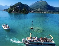 Annecy Lake Safari
