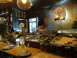 The best oyster bar in Koh samui.