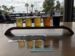 Dejligt udvalg af ordentligt øl!