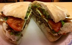 Simple sandwich with a cult following; ordering tip