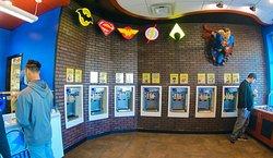 Superhero Creamery