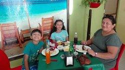 Un momento en familia - A nice family time