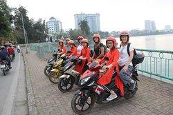 Hanoi Female Rider