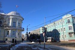 Shteyyertov Hotel Building