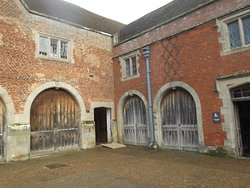 The Carriage House At Charlecote Park