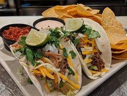 Pulled Pork Tacos #AGAVEkitchen #NachoFarm  #Tacos
