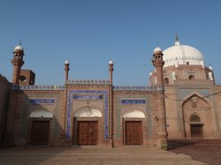 ‪Tomb of Bahauddin Zakariya‬