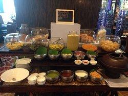 Sunday Brunch @ Pondichery Cafe