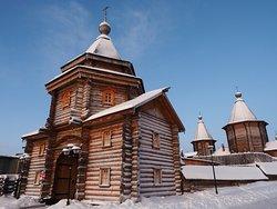 Compound of the Trifonov Pechengskiy Monastery