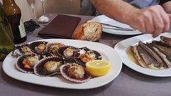 imagen Restaurante A Mirandilla en Ribadeo