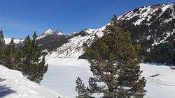 Immense domaine skiable