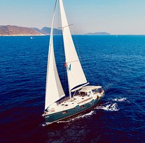 Sail in Kaş