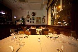 Restaurante Las Délices de France , Muntaner 443, desde 1966