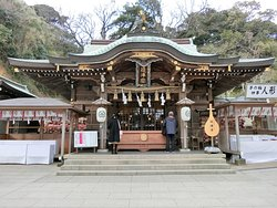 Enoshima Shrine Hetsumiya