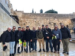 Muro Occidental Jerusalem, Grupo Colombia