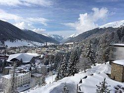 Davos High Promenade Walk