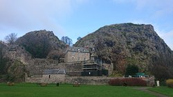Dumbarton Castle