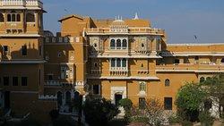 Fine old palace hotel